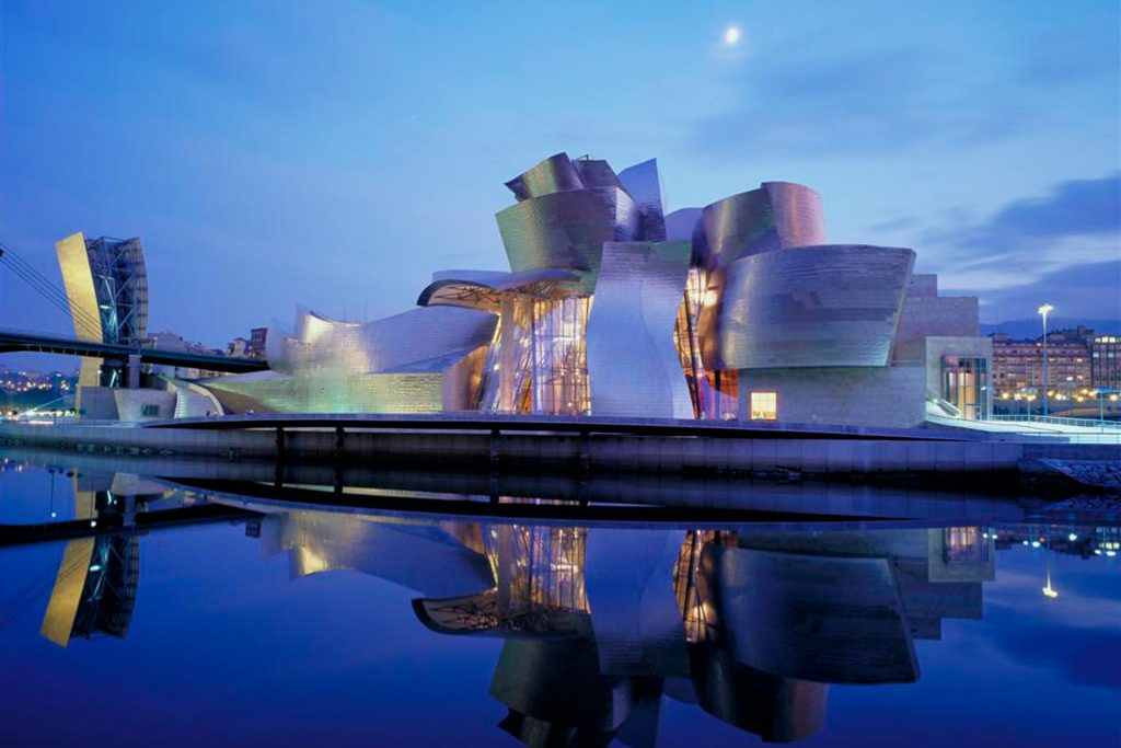 Photo credit: bidc.eus Guggenheim Bilbao