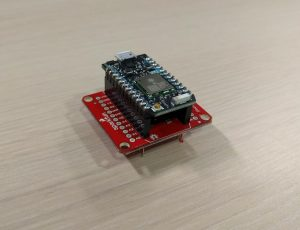 Particle Photon (with headers) ($19.00) & SparkFun Photon Battery Shield ($12.95)