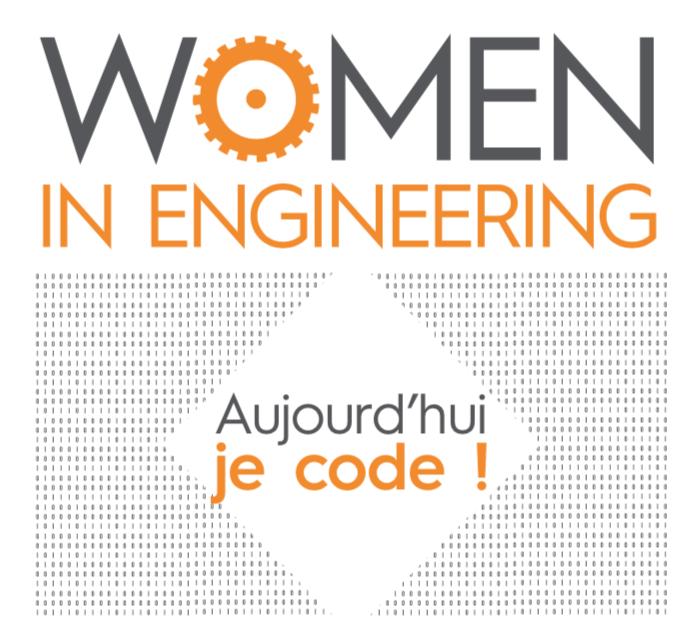 Aujourd'hui je code!: teaching girls to code