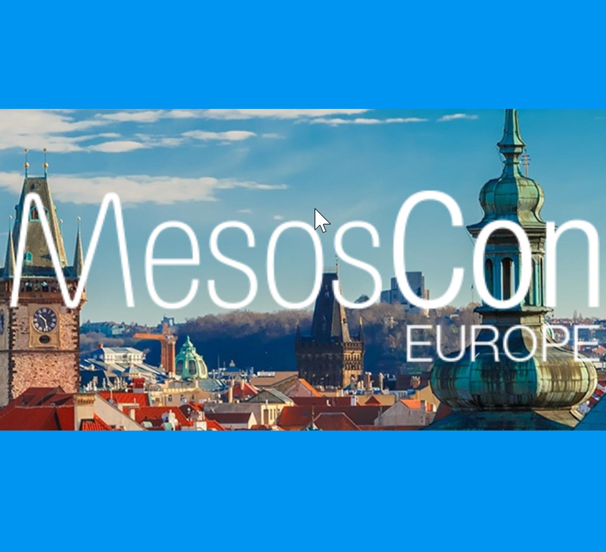 MesosCon Europe 2017 report