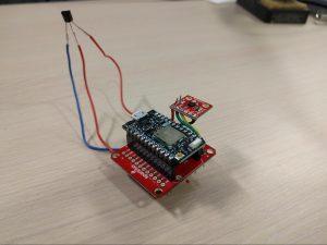 Temperature Sensor - TMP36 ($1.50)
