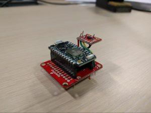 SparkFun Triple Axis Accelerometer Breakout – MMA8452Q ($9.95)
