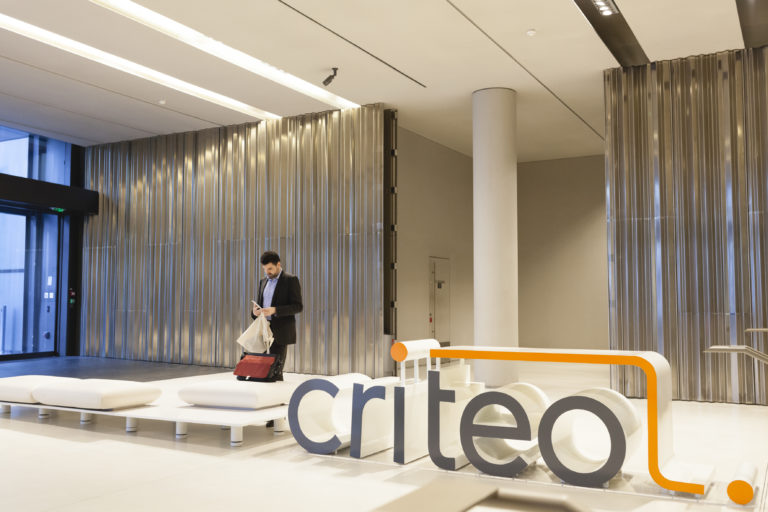 First hour at Criteo R&D